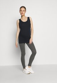 GAP Maternity - PURE TANK - Top - true navy - 1