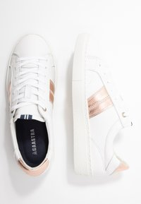 Gaastra - CAT  - Trainers - white/rose gold - 3
