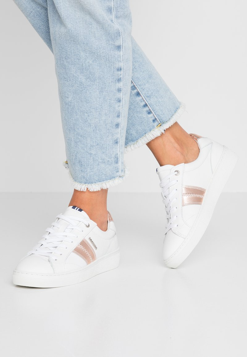 Gaastra - CAT  - Trainers - white/rose gold