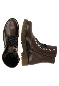 Gaastra - DEMI  - Lace-up ankle boots - burgundy - 1