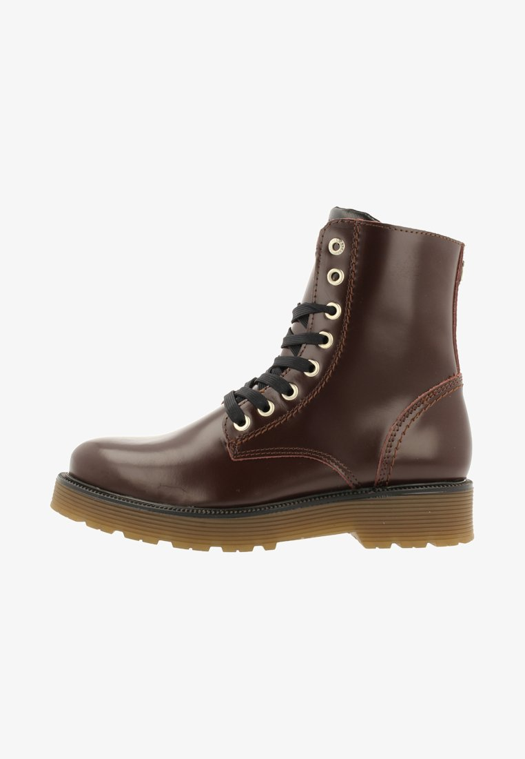Gaastra - DEMI  - Lace-up ankle boots - burgundy