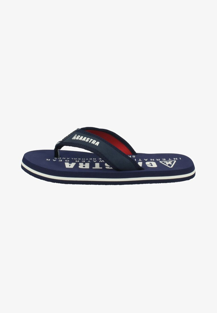 Gaastra - T-bar sandals - blue