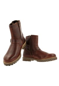 Gaastra - CONNOR HIGH TMB - Classic ankle boots - cognac - 3