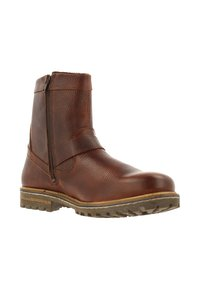 Gaastra - CONNOR HIGH TMB - Classic ankle boots - cognac - 6