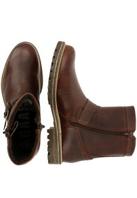 Gaastra - CONNOR HIGH TMB - Classic ankle boots - cognac - 1