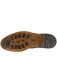 Gaastra - CREW HIGH BOAT TMB - Lace-up ankle boots - dark grey - 5