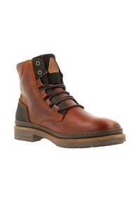 Gaastra - TRAVIS HIGH  - Lace-up ankle boots - dark brown - 6