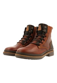 Gaastra - TRAVIS HIGH  - Lace-up ankle boots - dark brown - 2