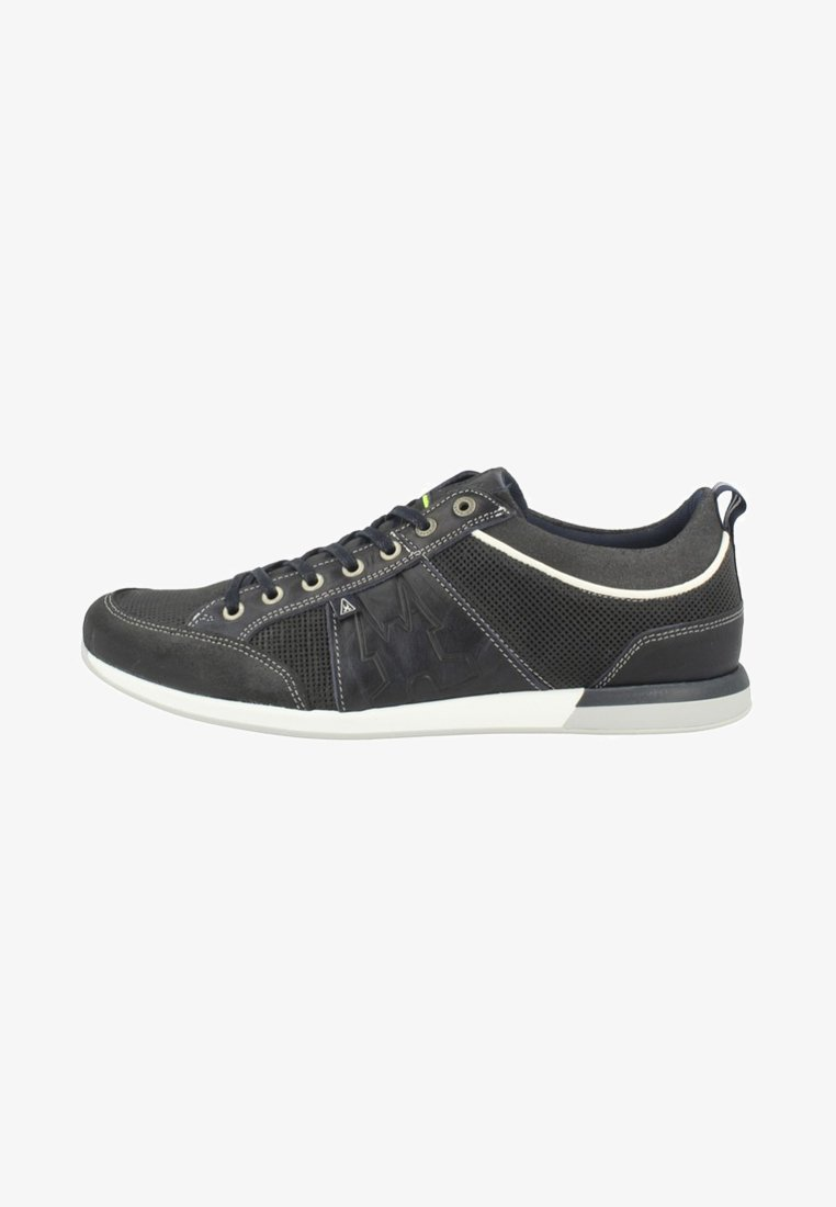 Gaastra - PERFORATED SUEDE  - Trainers - navy