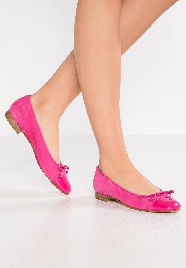 STEFY - Ballet pumps - peonia