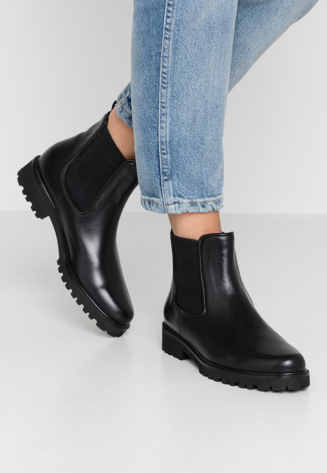 DIANA - Ankle Boot - nero