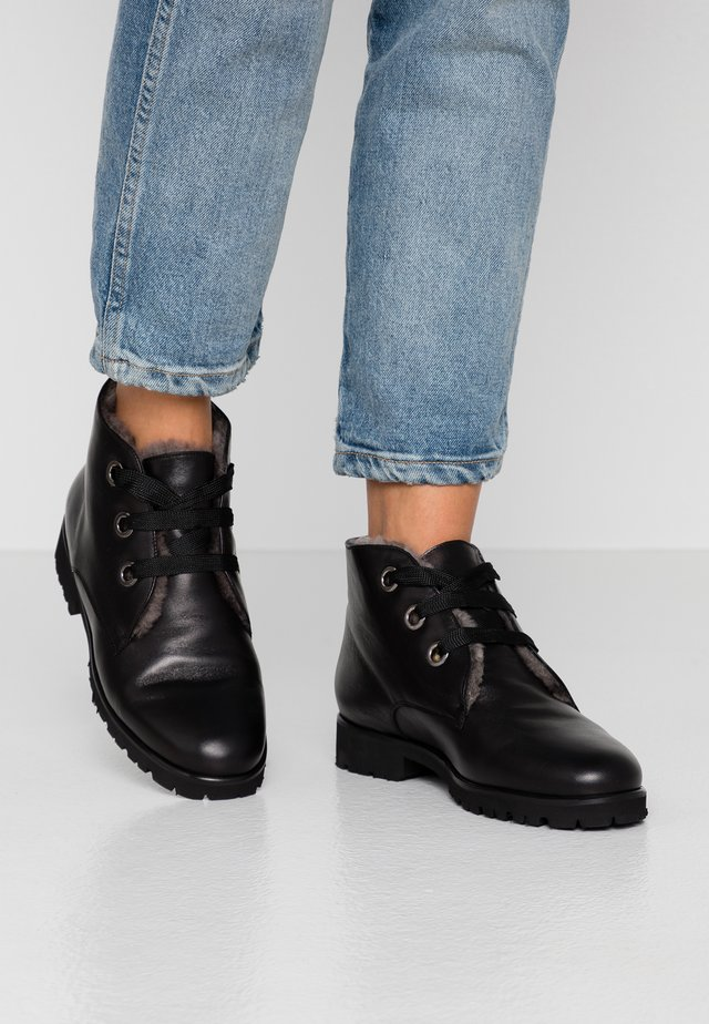 GIADA - Ankle boot - nero