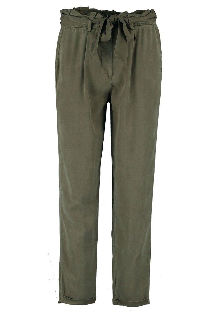 Garcia Pantalon Classique - Olive Green