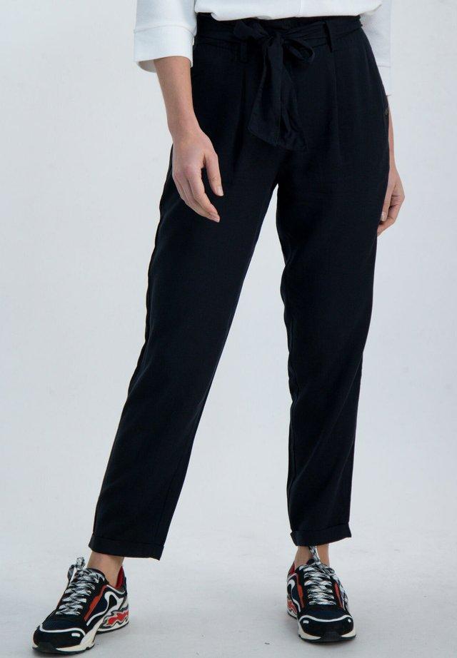 Trousers - dark moon