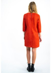 Garcia - Robe d'été - red - 1