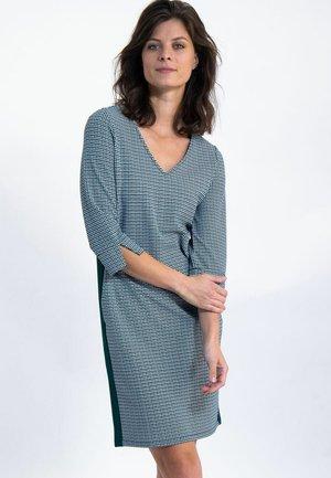 WITH LONG SLEEVES - Robe d'été - green