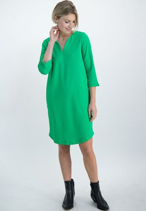 Day dress - mint leaf