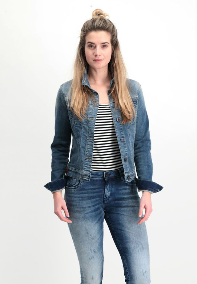 Veste en jean - medium used