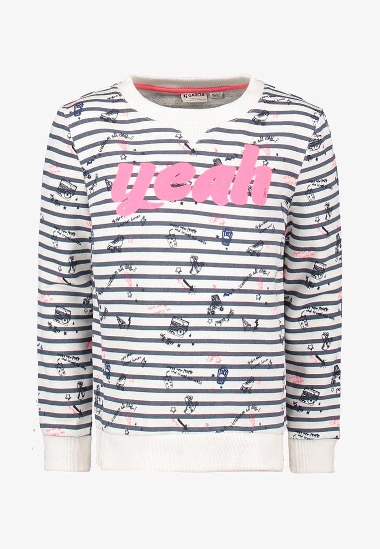 Garcia - Sweater - off white