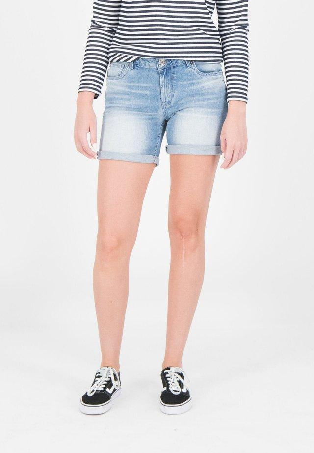 RACHELLE  - Denim shorts - light used