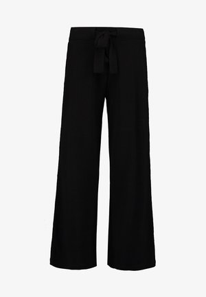 Trousers - off black