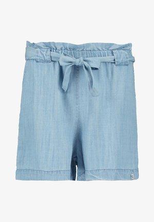 Shorts - mid blue used