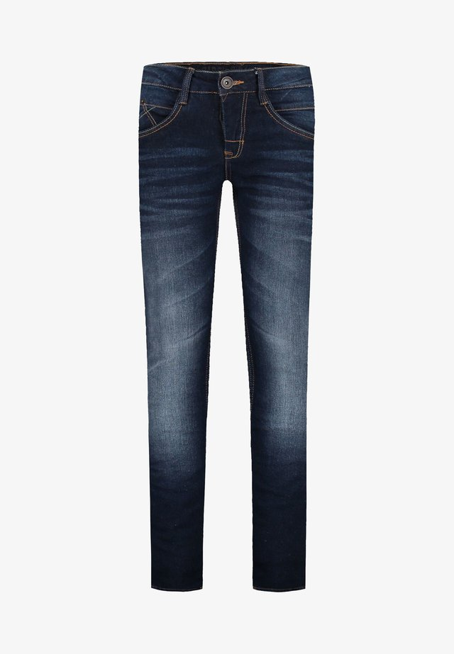 Slim fit jeans - deep blue