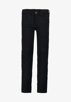 Straight leg jeans - off black