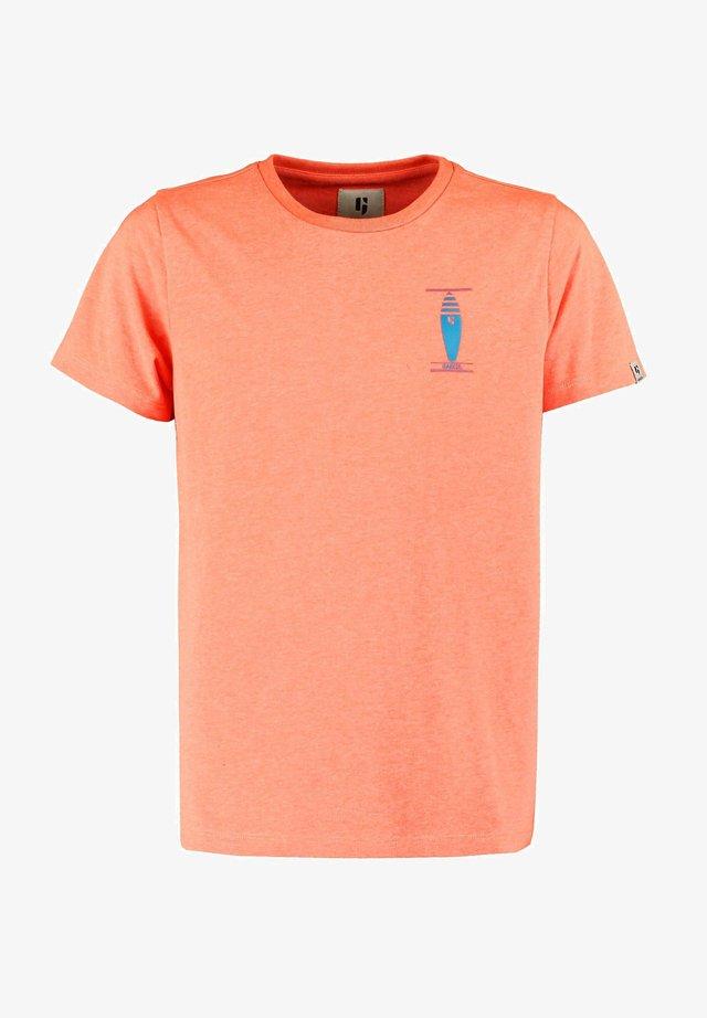 T-Shirt print - lemonade