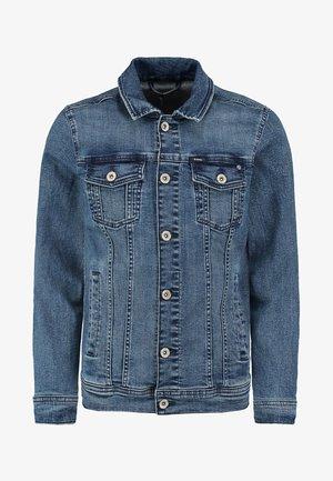MAURO - Denim jacket - blue denim