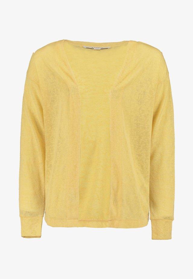 Vest - yellow dust