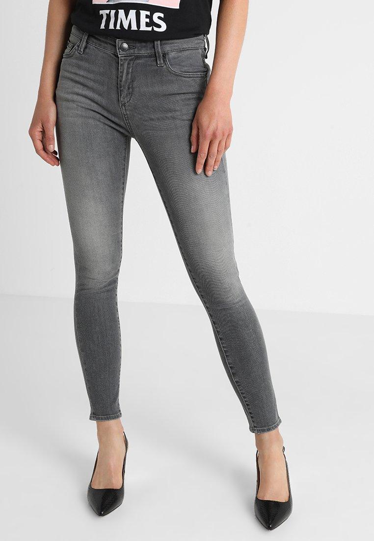 GAS - STAR - Jeans Skinny Fit - grey denim
