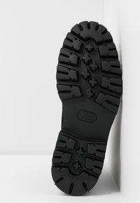 Grenson - NANETTE - Kotníkové boty na platformě - black - 6