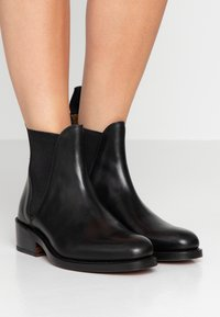 Grenson - NORA - Kotníkové boty - black colorado - 0