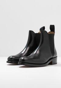 Grenson - NORA - Kotníkové boty - black colorado - 4