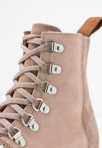Grenson - NANETTE - Lace-up ankle boots - brown/rose - 2