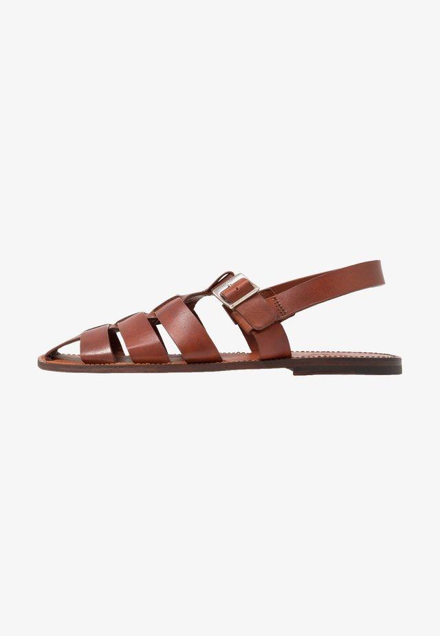 QUINCY - Sandals - tan