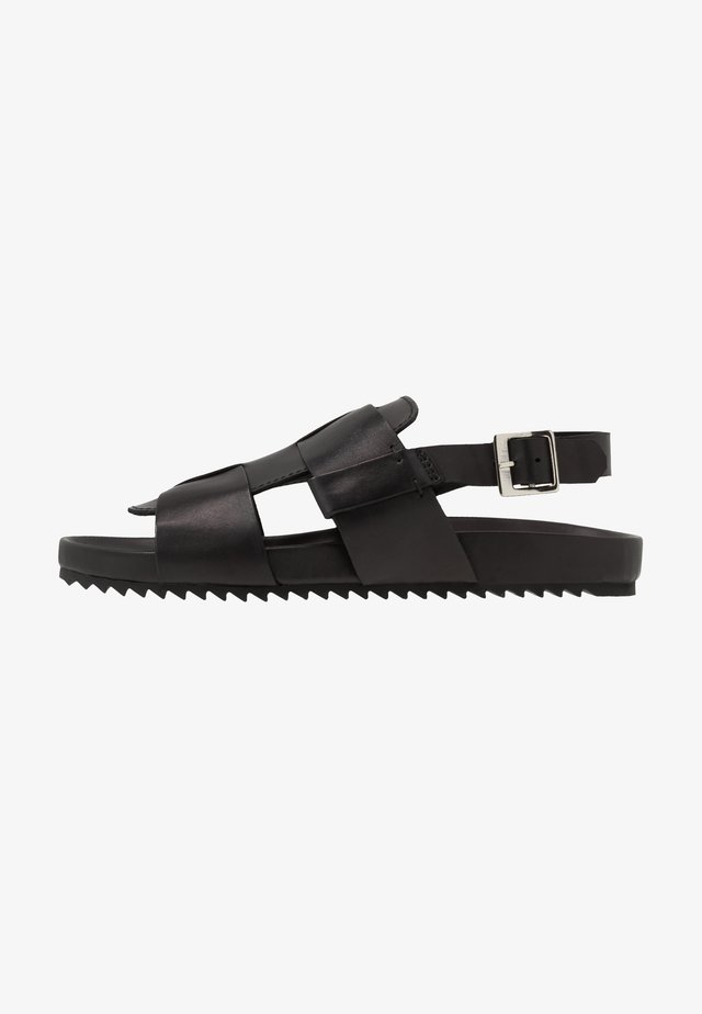 WILEY - Sandaler - black