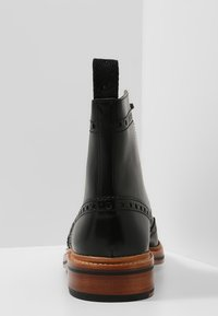 Grenson - FRED - Lace-up ankle boots - black calf - 3