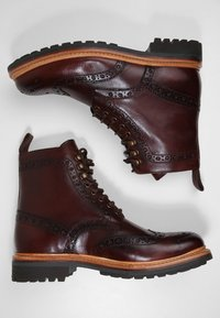 Grenson - FRED - Lace-up ankle boots - brown - 1