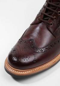 Grenson - FRED - Lace-up ankle boots - brown - 5