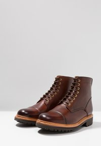 Grenson - JOSEPH - Lace-up ankle boots - tan - 2