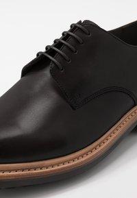 Grenson - CURT - Zapatos de vestir - black - 5