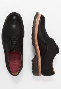 Grenson - CURT - Zapatos de vestir - black - 1