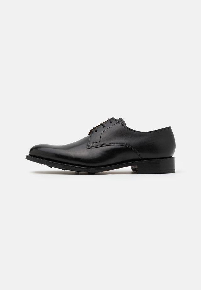 GARNDER - Business sko - black