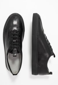 Grenson - Baskets basses - black - 1