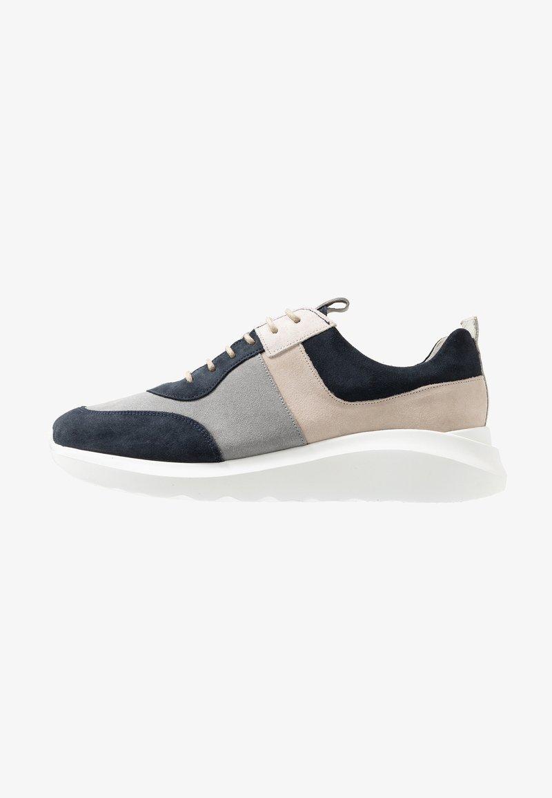 Grenson - Sneaker low - deep blue/grey