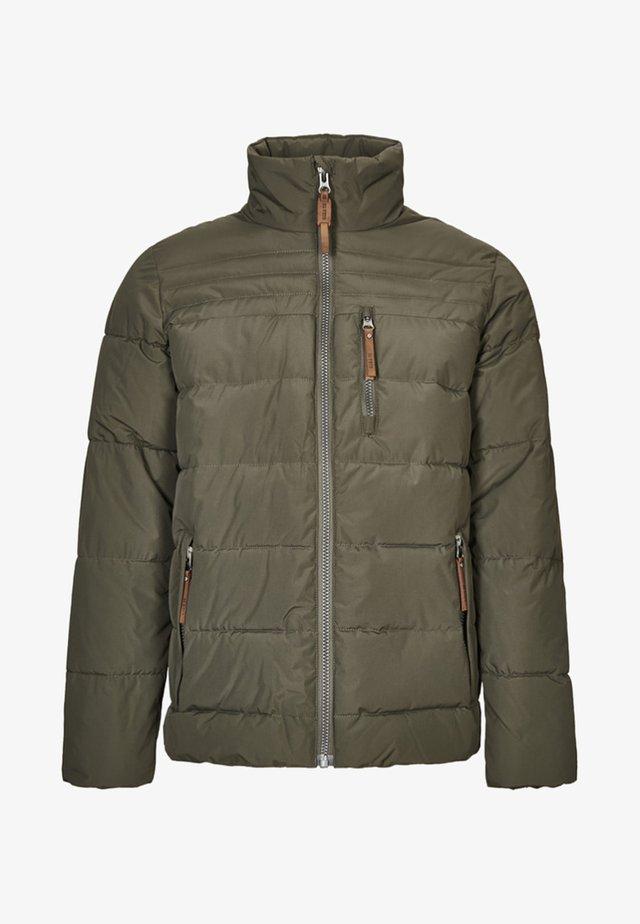 TECIO - Winter jacket - dark olive