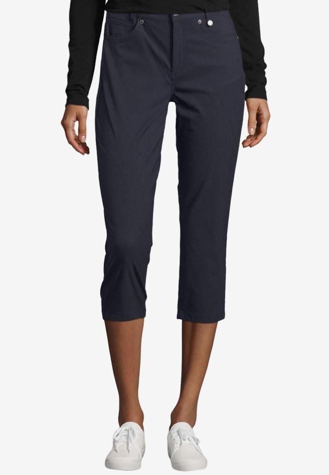 SOFIA - Trousers - dark blue