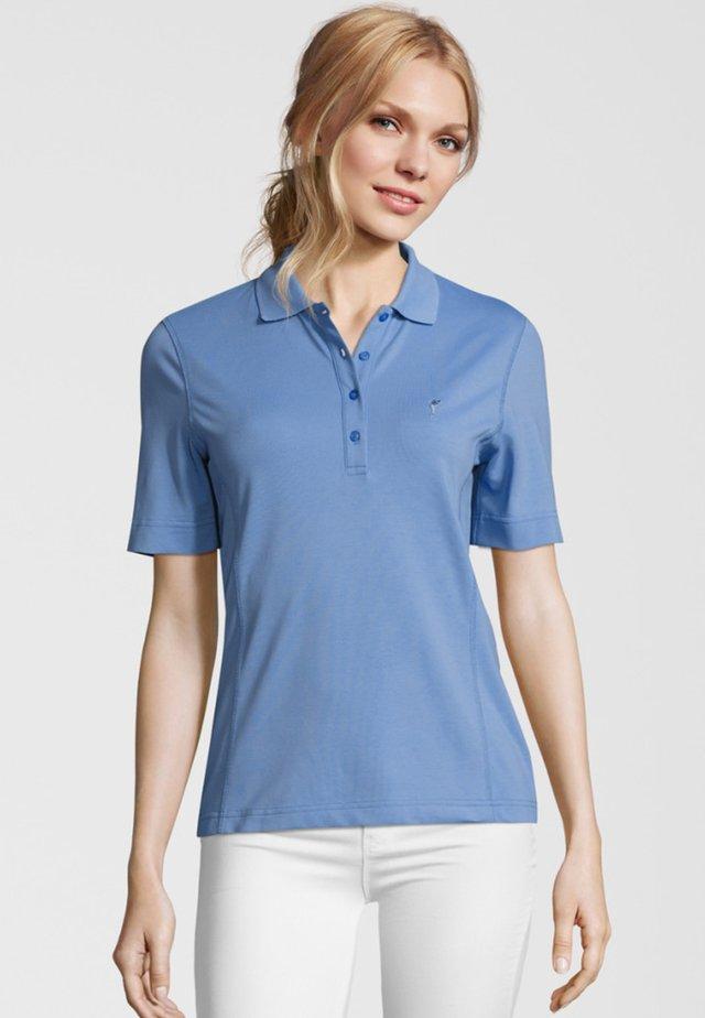 MARTINA - Polo shirt - blue